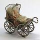 Baby Awaiting to Be Taken Out in Her Carriage